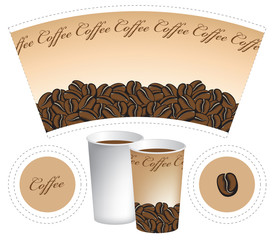 paper cup for coffee