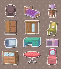 furniture stickers