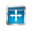 Location GPS Icon