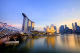Fototapety Singapore skyline