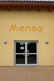 Mensa Gymnasium Barntrup poster