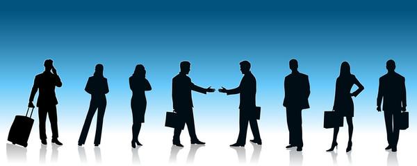 Business-Serie: Teamwork