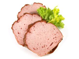 Fleischkäse - Scheiben
