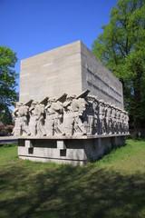 Kriegerdenkmal - Hamburg Dammtor