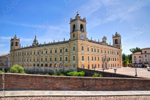 The Royal Palace of Colorno. Emilia-Romagna. Italy.