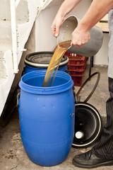 reciclar aceite usado