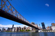 Queensboro Bridge with Manhattan skyline, New York City