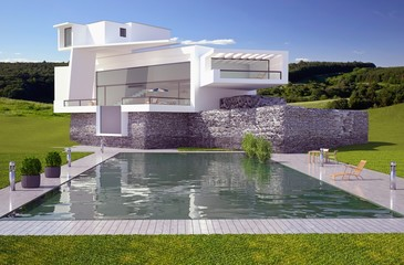 Contemporary Villa