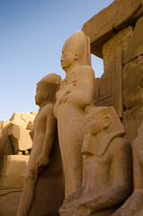 Karnak Temple Ramses