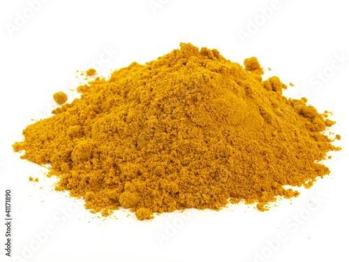 Turmeric, isolated