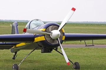 Flugzeug -airplane