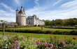 Castle of Chenonceaux, France