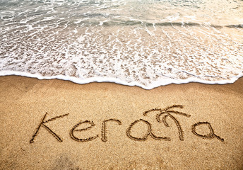 Kerala on the beach