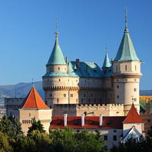 Bojnice cas - Slovakia
