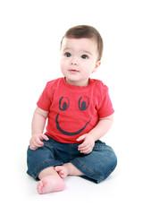 Gorgeous baby boy