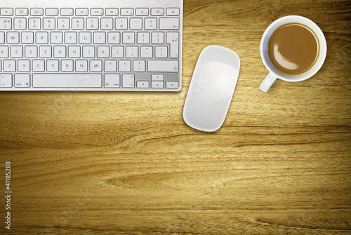 break time desk