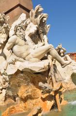 Piazza Navona, Rome (Italy)