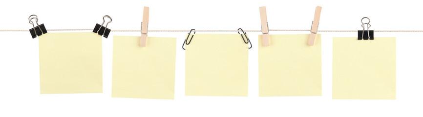 Yellow Sticky Note Mashup
