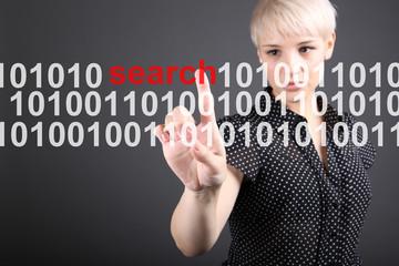 SEO - Search Engine Optimisation Concept