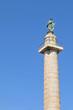 Column in Rome, Italy