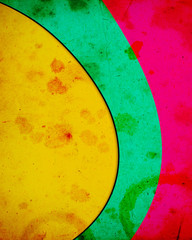 three-color grunge background
