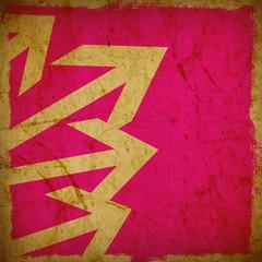 Vintage arrows background