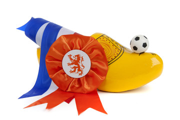 Football madness of Holland