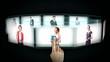virtuelle Business-Bildauswahl