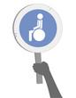 Health info sign