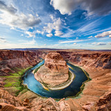 Fototapety Horseshoe Bend canyon