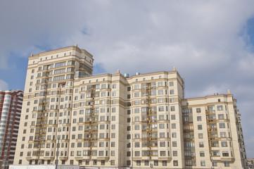 Современный Жилой комплекс  Москва.