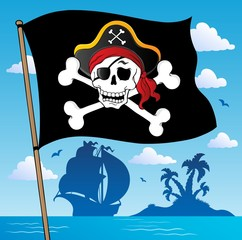 Pirate banner theme 2