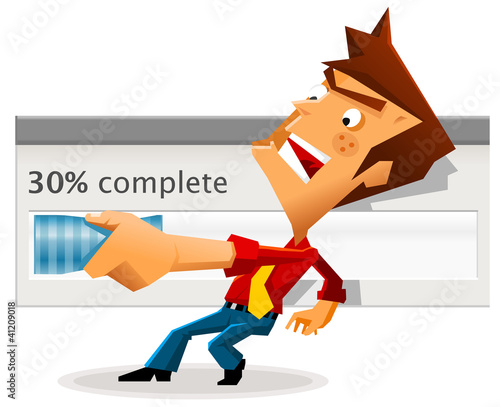 Slow Speed Internet Download