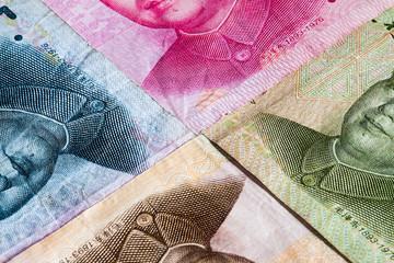 Banknotes - Yuan bills of China