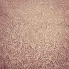 Silver paisley background/texture