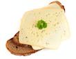 Tilsiter auf Brot