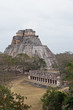 The Magician's Pyramid, Uxmal, Mexico