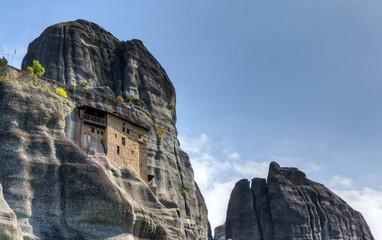 St. Nicholas Anapausas monastery, Meteora, Greece