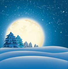 Christmas background. Winter background.