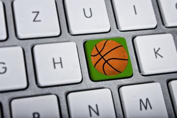 Basketball Taste Weiß