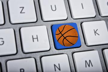 Basketball Taste Weiß 2