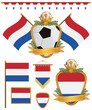 netherlands flags