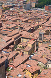 Fototapety Panoramic view of Bologna. Emilia-Romagna. Italy.