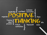 Positive Thinking poster
