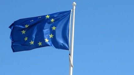 Bannière étoilée de l'Union Européenne