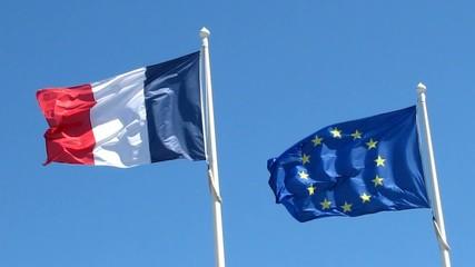 Pavillons français et européen