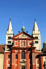 Historisches Gebäude in Prag