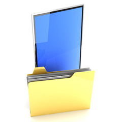 Tablet PC Dokument