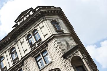 Stone European Building