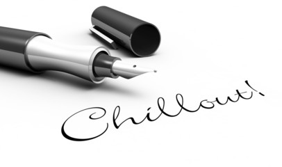 Chillout! - Stift Konzept